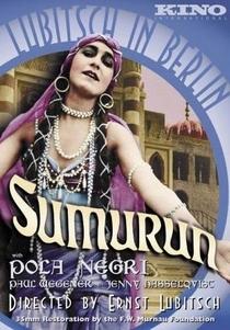 Sumurun - Poster / Capa / Cartaz - Oficial 2