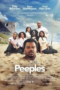 Peeples - Poster / Capa / Cartaz - Oficial 3