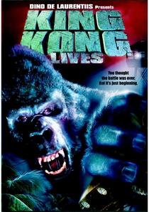 King Kong 2 - A História Continua - Poster / Capa / Cartaz - Oficial 1