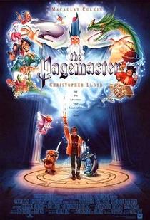 Pagemaster – O Mestre da Fantasia - Poster / Capa / Cartaz - Oficial 1