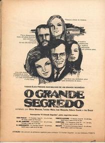 O Grande Segredo  - Poster / Capa / Cartaz - Oficial 1