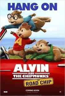 Alvin e os Esquilos: Na Estrada - Poster / Capa / Cartaz - Oficial 1