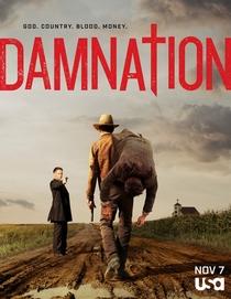 Damnation - Poster / Capa / Cartaz - Oficial 1