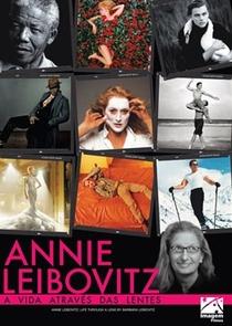Annie Leibovitz – A Vida Através das Lentes - Poster / Capa / Cartaz - Oficial 1