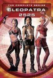 Cleópatra 2525 - Poster / Capa / Cartaz - Oficial 1