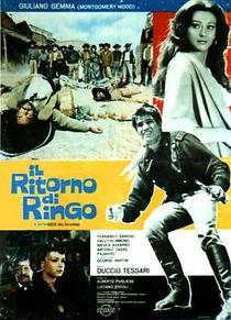 Ringo Não Discute... Mata - Poster / Capa / Cartaz - Oficial 1
