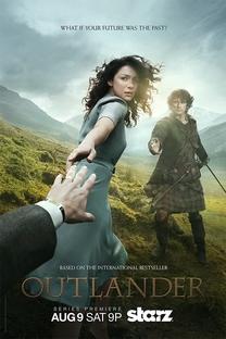 Outlander (1ª Temporada) - Poster / Capa / Cartaz - Oficial 1