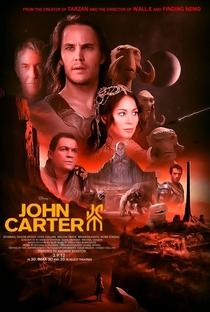 John Carter: Entre Dois Mundos - Poster / Capa / Cartaz - Oficial 13