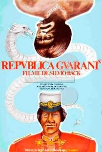 República Guarani - Poster / Capa / Cartaz - Oficial 1