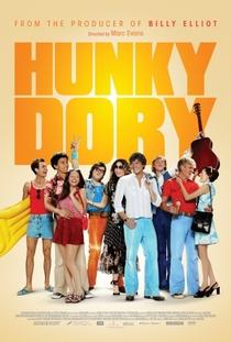 Hunky Dory - Poster / Capa / Cartaz - Oficial 2