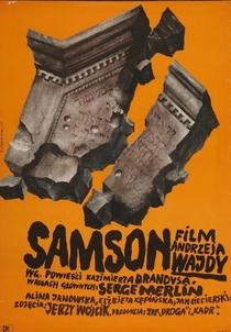 Samson - A Força Contra o Mal - Poster / Capa / Cartaz - Oficial 2