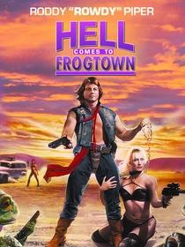 O Inferno Chega a Frogtown - Poster / Capa / Cartaz - Oficial 4