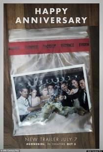 Garota Exemplar - Poster / Capa / Cartaz - Oficial 5