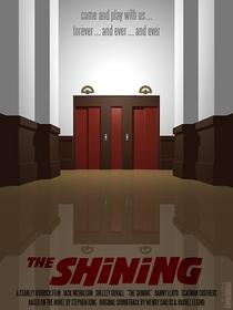 O Iluminado - Poster / Capa / Cartaz - Oficial 4