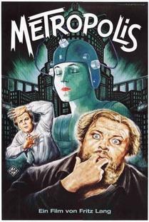 Metrópolis - Poster / Capa / Cartaz - Oficial 14