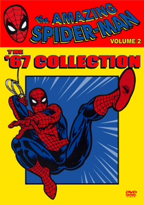 Homem-Aranha (2ª Temporada) - Poster / Capa / Cartaz - Oficial 1