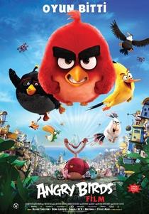 Angry Birds: O Filme - Poster / Capa / Cartaz - Oficial 4