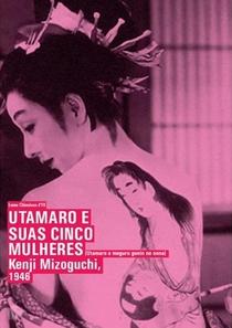 Utamaro e Suas Cinco Mulheres - Poster / Capa / Cartaz - Oficial 1