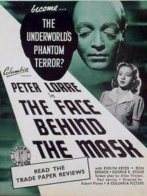 Máscara de Fogo - Poster / Capa / Cartaz - Oficial 1