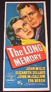 The Long Memory - Poster / Capa / Cartaz - Oficial 4