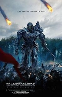 Transformers: O Último Cavaleiro - Poster / Capa / Cartaz - Oficial 3