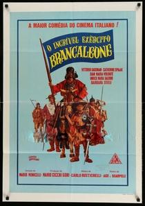 O Incrível Exército de Brancaleone - Poster / Capa / Cartaz - Oficial 4