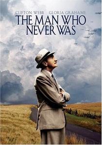 O Homem Que Nunca Existiu - Poster / Capa / Cartaz - Oficial 1