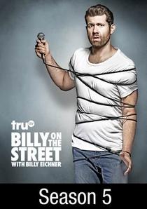 Billy on the Street (5ª Temporada) - Poster / Capa / Cartaz - Oficial 1