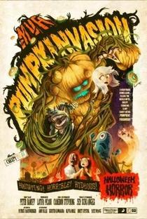 Monstros vs. Alienígenas: Abóboras Mutantes do Espaço - Poster / Capa / Cartaz - Oficial 2