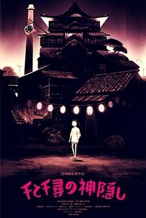 A Viagem de Chihiro - Poster / Capa / Cartaz - Oficial 9