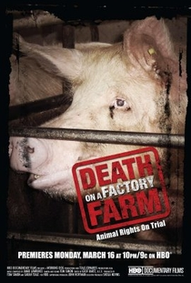 Morte em uma Fazenda-fábrica - Poster / Capa / Cartaz - Oficial 1
