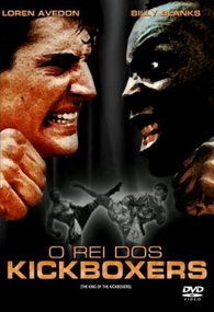O Rei dos Kickboxers - Poster / Capa / Cartaz - Oficial 2