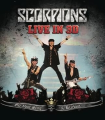 Scorpions - Get Your Sting & Blackout - Live at Saarbrucken - Poster / Capa / Cartaz - Oficial 1