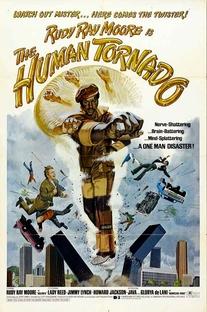 The Human Tornado  - Poster / Capa / Cartaz - Oficial 2