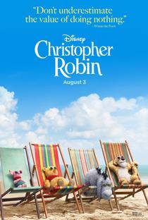 Christopher Robin: Um Reencontro Inesquecível - Poster / Capa / Cartaz - Oficial 7