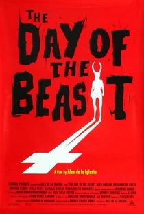 O Dia da Besta - Poster / Capa / Cartaz - Oficial 5