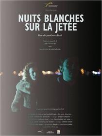 Noites Brancas no Píer - Poster / Capa / Cartaz - Oficial 1