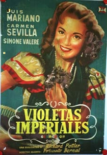 Violetas Imperiais - Poster / Capa / Cartaz - Oficial 4