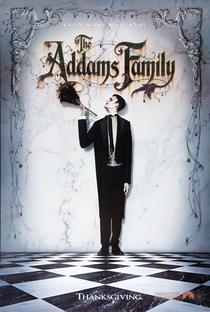 A Família Addams - Poster / Capa / Cartaz - Oficial 2