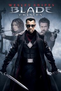 Blade: Trinity - Poster / Capa / Cartaz - Oficial 10