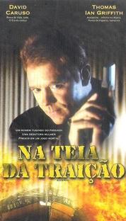 Na Teia da Traição - Poster / Capa / Cartaz - Oficial 1