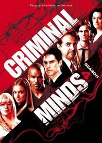 Mentes Criminosas (4ª Temporada) - Poster / Capa / Cartaz - Oficial 1