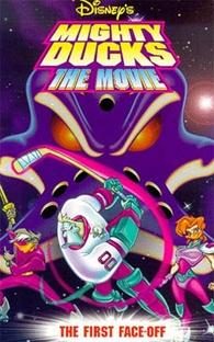 Super Patos o Filme: A Primeira Batalha - Poster / Capa / Cartaz - Oficial 1