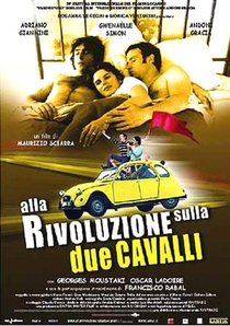 Off to the Revolution in a 2CV - Poster / Capa / Cartaz - Oficial 1