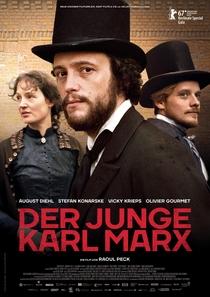 O Jovem Karl Marx - Poster / Capa / Cartaz - Oficial 3