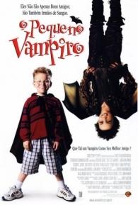 O Pequeno Vampiro - Poster / Capa / Cartaz - Oficial 1
