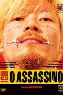 Ichi: O Assassino - Poster / Capa / Cartaz - Oficial 20