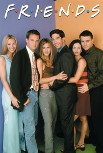 Friends (5ª Temporada) - Poster / Capa / Cartaz - Oficial 2