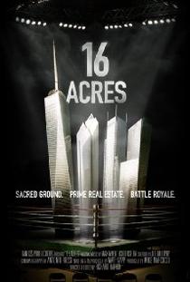 16 acres - Poster / Capa / Cartaz - Oficial 1