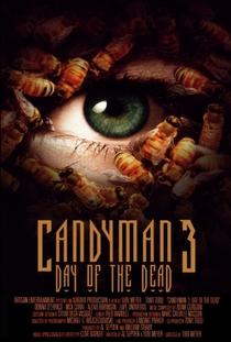 Candyman: Dia dos Mortos - Poster / Capa / Cartaz - Oficial 1